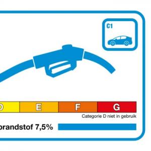 jld auto service banden label